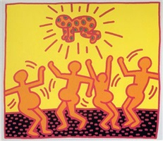 fertility, [1] by keith haring